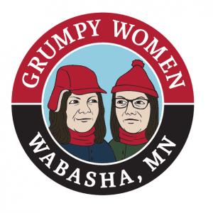Grumpy Women Drink Coaster