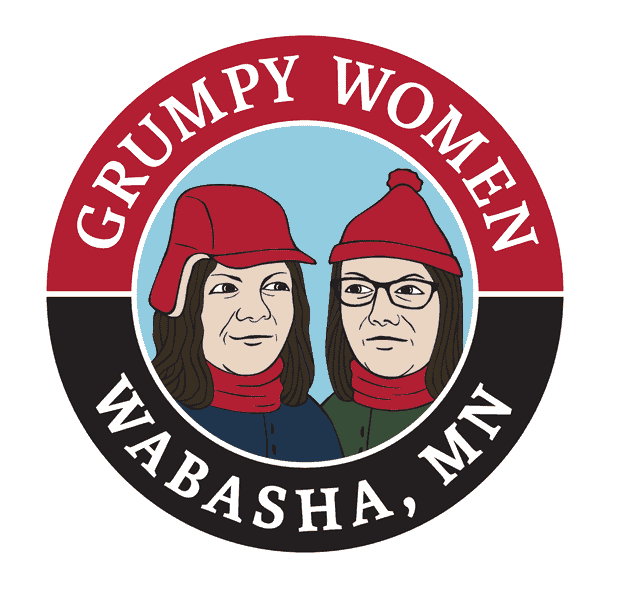 Grumpy Women Drink Coaster