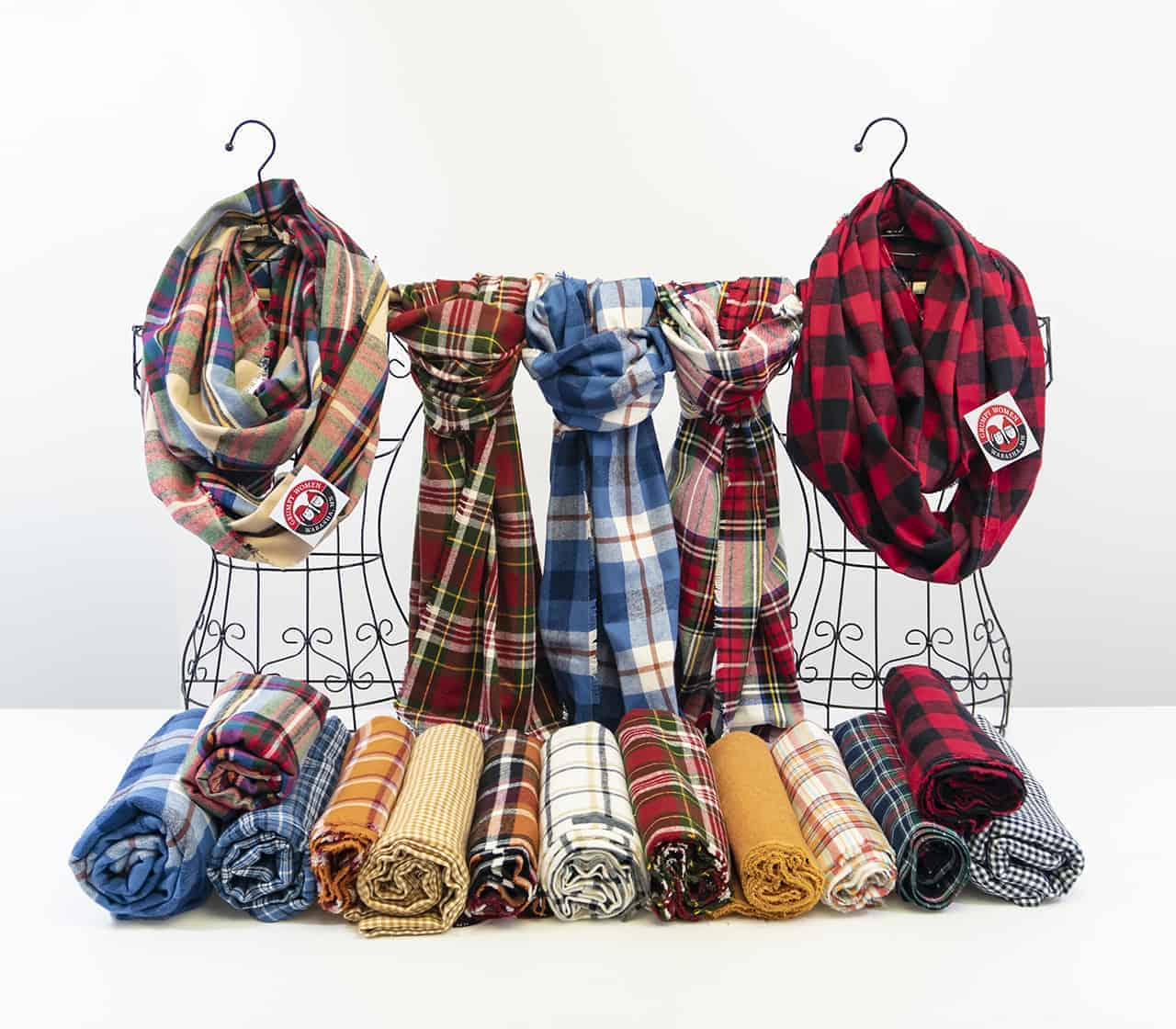 Grumpy-Women-Flannel-Scarves
