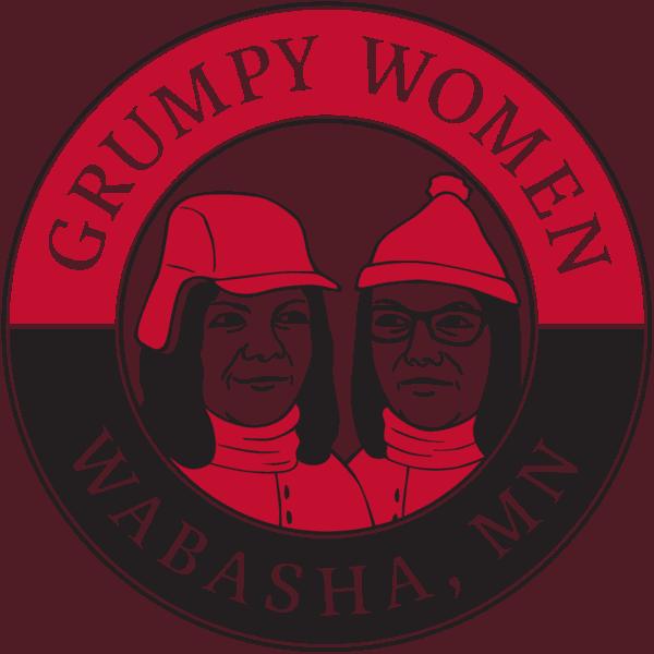 Grumpy Women Magnets